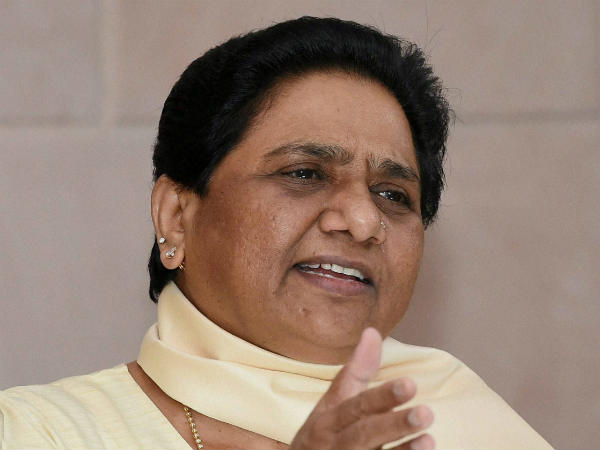 Alliance with Congress depends on seat share: Mayawati