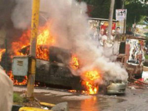 7 Years For 2011 Bombay Blast