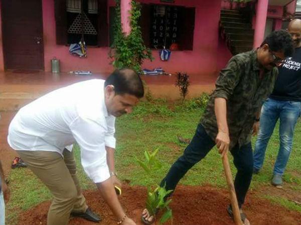 Udupi business man love for agriculture is incredible