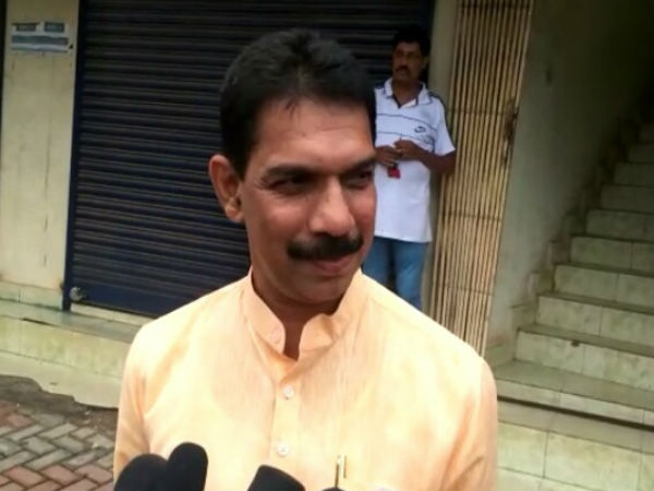 BJP MP Nalin Kumar Kateel slams Ramanath rai