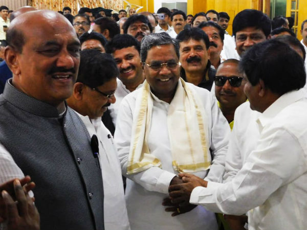Congress should fight back in parliament poll: DCM Parameshwar