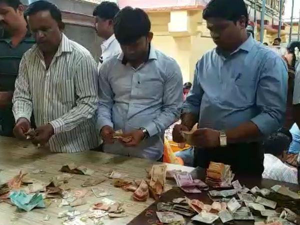 ದೊಡ್ಡಬಳ್ಳಾಪುರ: ಶ್ರೀಕ್ಷೇತ್ರ ಘಾಟಿ ಸುಬ್ರಹ್ಮಣ್ಯದಲ್ಲಿ ದಾಖಲೆಯ ಹುಂಡಿ ಹಣ ಸಂಗ್ರಹ