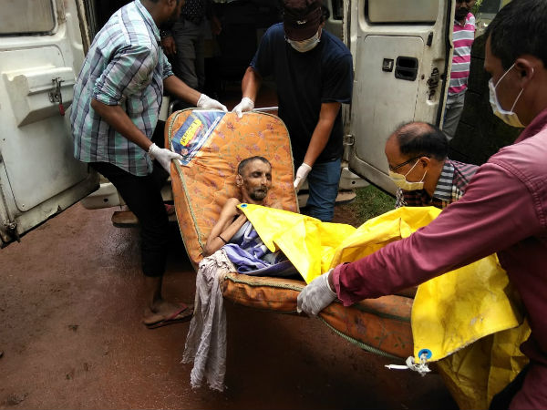 Husband spent five days with his wifes corpse in Karwar