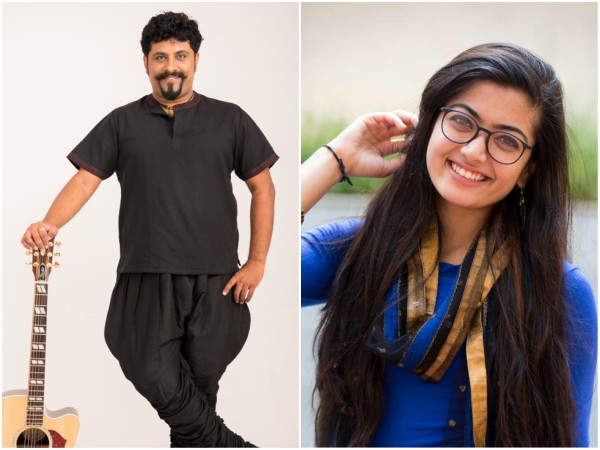 #FlirtWithYourCity campaign Raghu Dixit and Rashmika Mandana share their memories