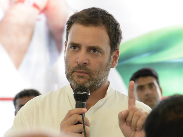 Muslim intellectuals advise Rahul to avoid talking about the community in particular