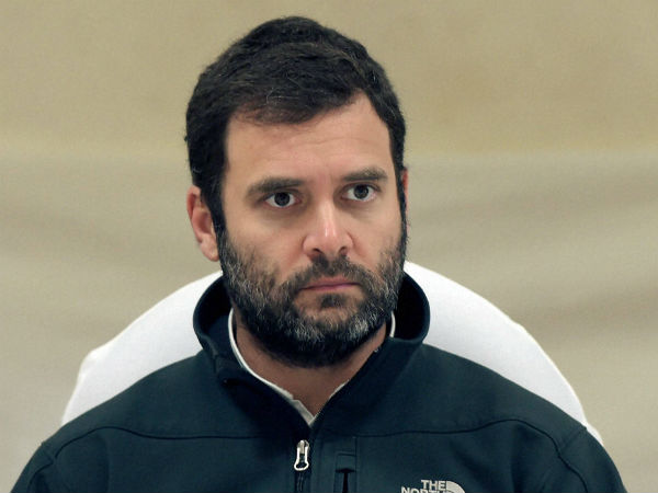 BJP questions Rahul Gandhis silence over Muslim Party remark
