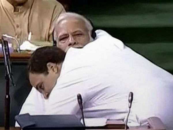 our wives may divorce us if we hug Rahul gandhi: bjp mp