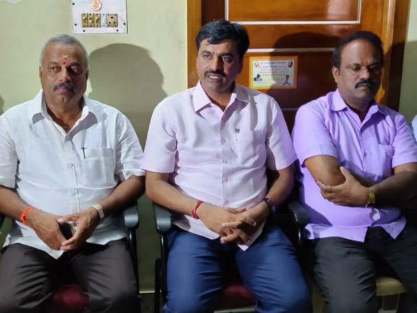 Main Dignitaries Of Cinema Planned To Take Over The Land Of Kanteerava Studio