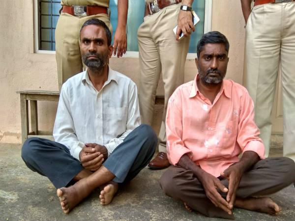 Brothers Kill Retired Police Officer Ramanagara