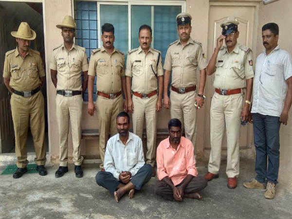 Brothers kill retired police officer in ramanagara