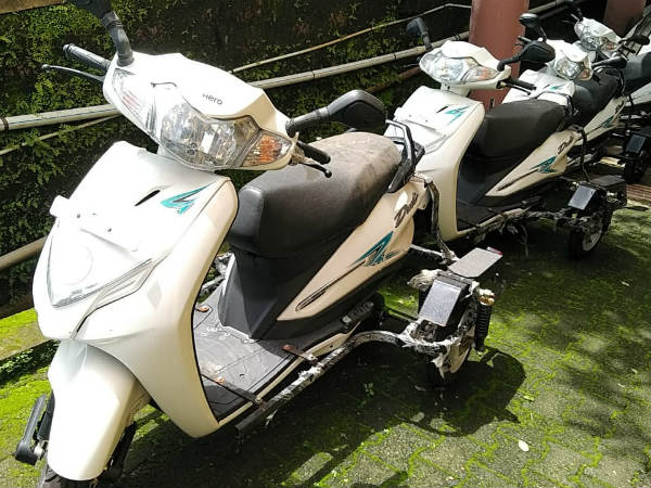 Persons with disabilities not got scooters in Dakshina Kannada district