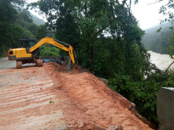 Shiradi Ghat Road Open For Public Vehicles From July 15th