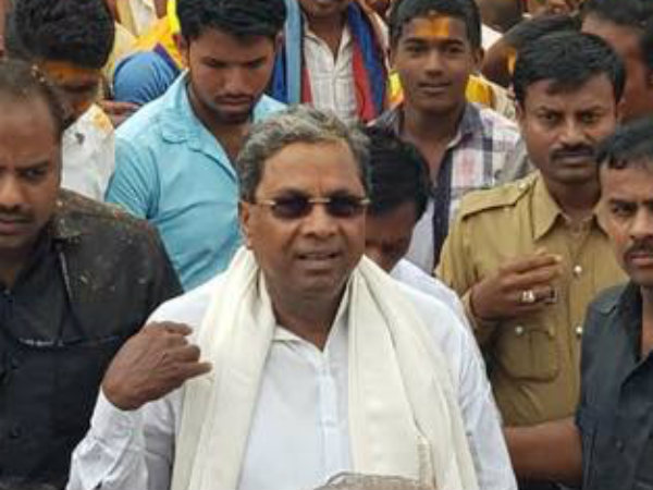 Congress and JDS fight together in upcoming Lok sabha Election, said Siddaramaiah