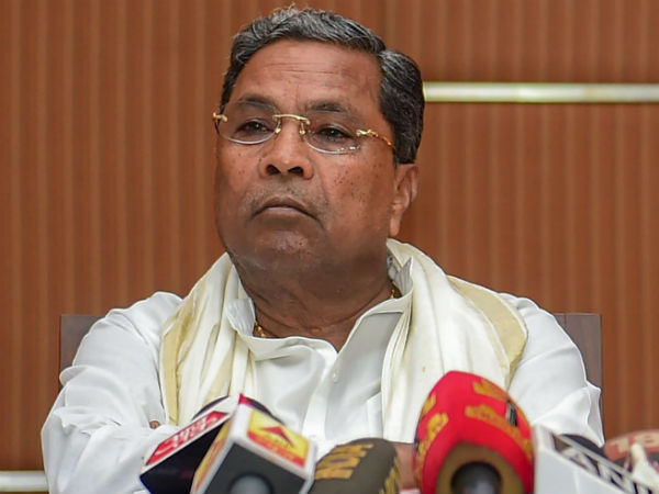 Siddaramaiah clarifies he will not contest for parliament election