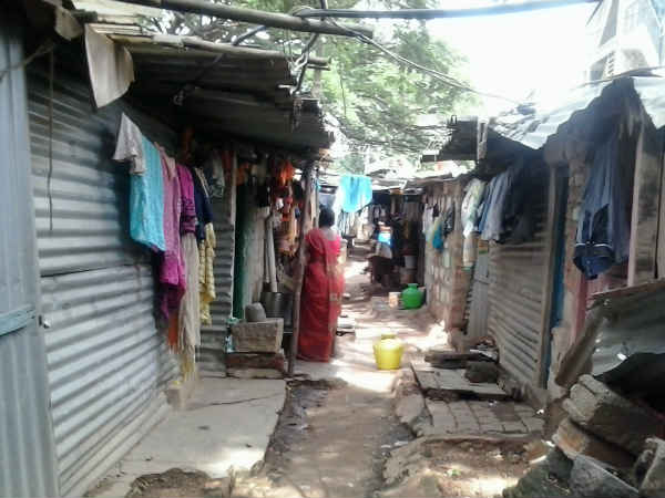 Study reveals 2 thousand slums in Bengaluru, govt lists only 597