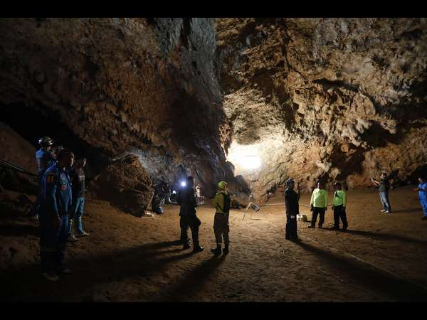 Boys Rescue And Myths Around Thailand Caves