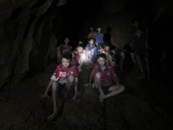 Fifth boy saved from flooded Thai cave