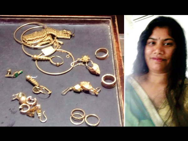 Lady thief who stolen 30 lakh worth jewels, arrested in HD Kote