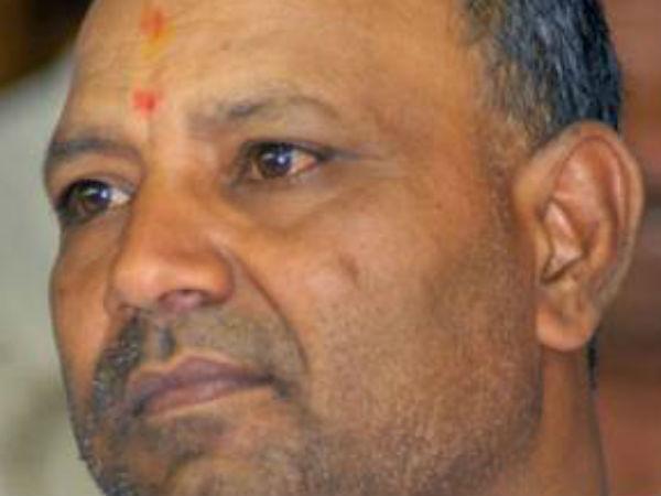 I Am Not Side Lined In Congress Party Said Ch Vijayashankar