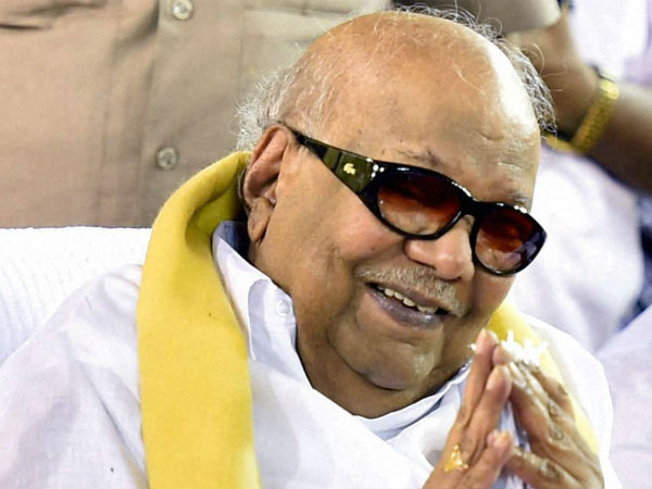 M Karunanidhi is recovering: Chennai Hospital doctors said