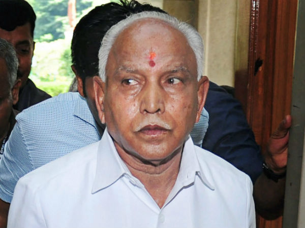 BSY says wont allow to separate state till he alive