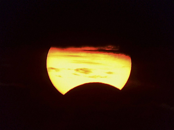 August 11th Partial Solar Eclipse And Effects On Moon Signs