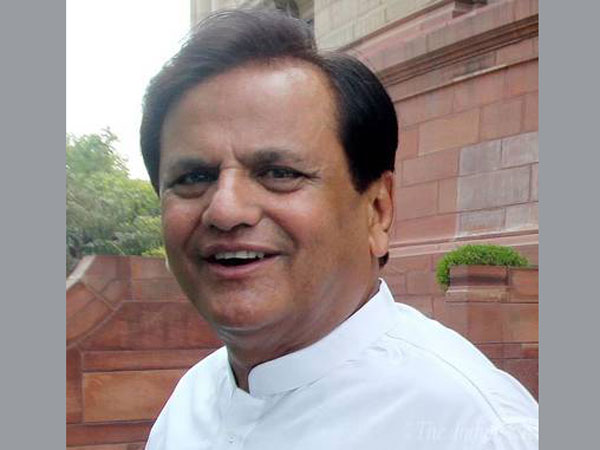 Ahmed Patel Appointed As Treasurer Of Congress By Rahul Gandhi