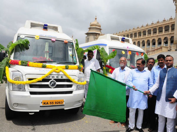 Govt launches ambulance for tribal health care