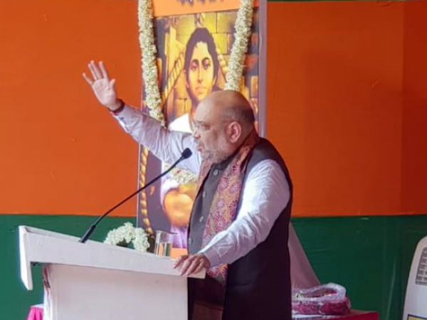 Amit Shah rally in Kolkata: TMC supporting Bangaladeshis only for vote bank