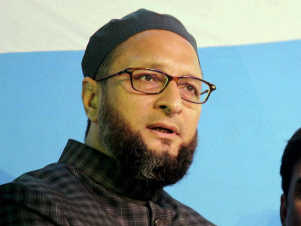 BJP failed on real issues hence talking of Temple, says Owaisi