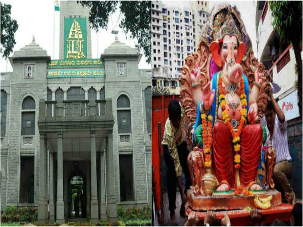 No tax or any fee for public Ganesh festival: BBMP