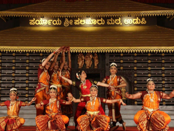 Sankeerna from Dubai presents Bharatanatyam in Udupi
