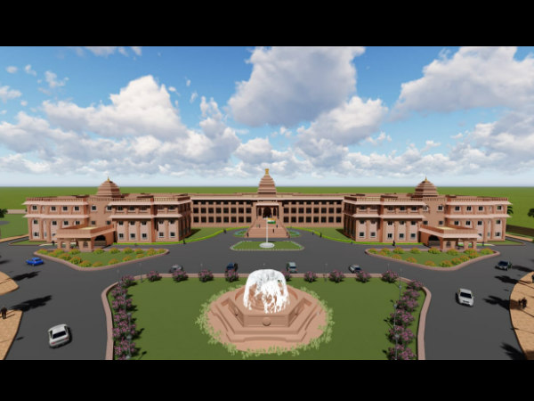 District Administration Building will be constructed in Bellary