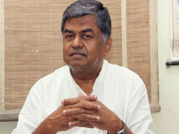 Congress to field BK Hariprasad for Rajya Sabha Dy Chairman Election
