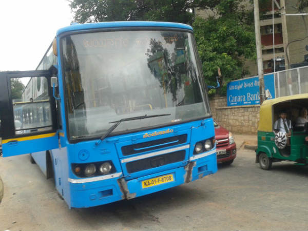 Bmtc has decided to scrap more than 1298 buses this year