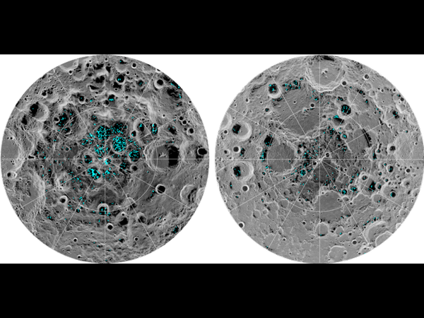chandrayan-1 data confirms presence of ice on moon