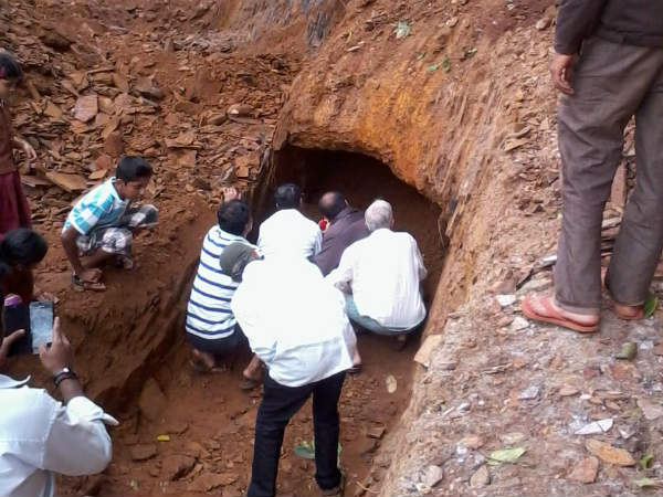 Experience earthquake in Kogre Village for two months