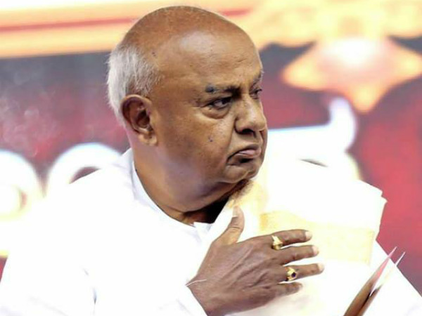One more master stroke by JDS supremo Deve Gowda