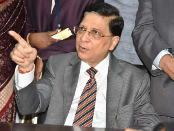 CJI Dipak Misra unites couple in Hubballi, who were going to take divorce