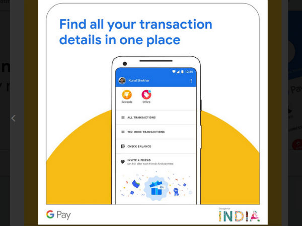 Google Pay offers users golden chance to win Rs 1,00,000 reward – How to get