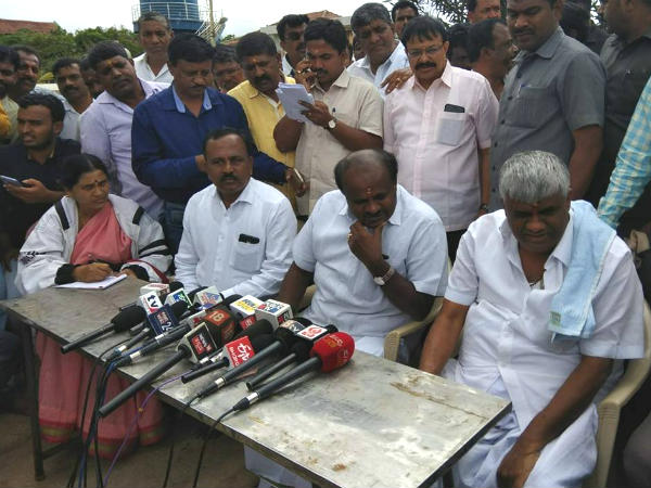 Mahadayi row: CM will hold all party meeting soon