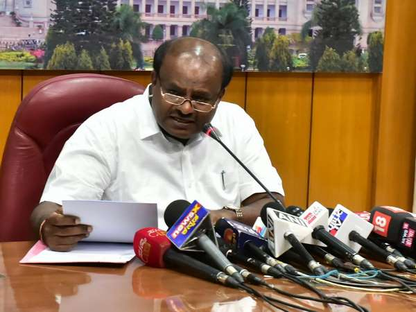 Cm Kumaraswamy Briefed About The Kodagu Situation