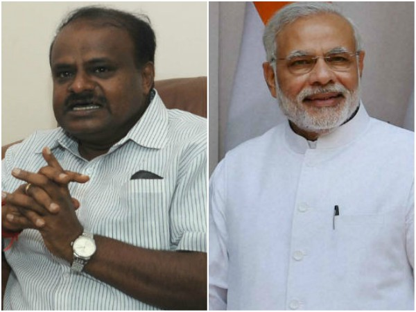 Kodagu floods : PM Narendra Modi call to HD Kumaraswamy