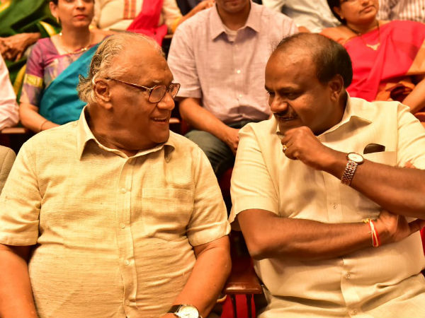 iisc awards presentation ceremony cnr rao hdk meet