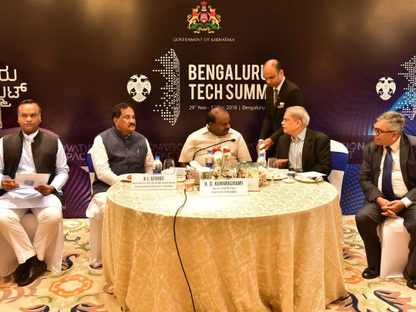 CM appeals IT-BT icons to invest in across Karnataka