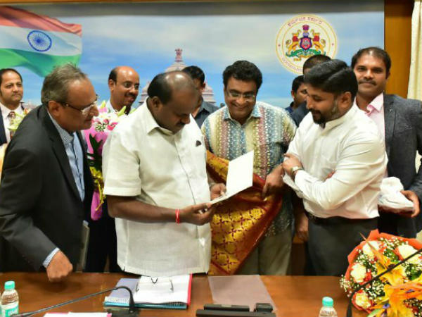 HDK says govt keen on help hotel industry to enhance tourism in the state