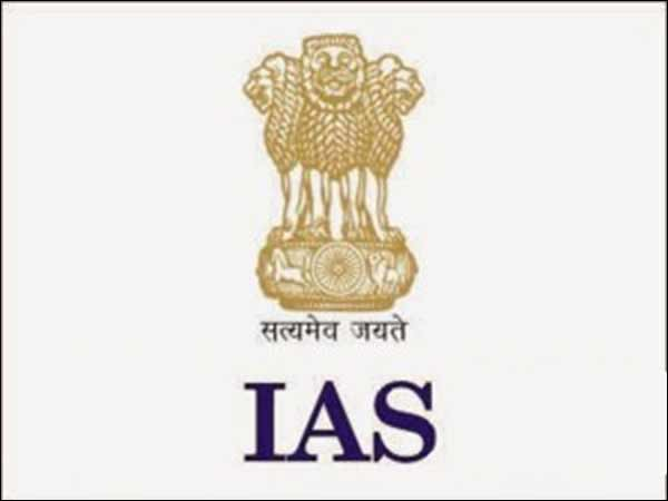Five Ias Officer Transfer