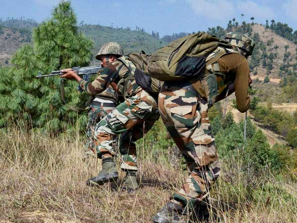 Encounter in Kupwara district: Indian soldier martyred