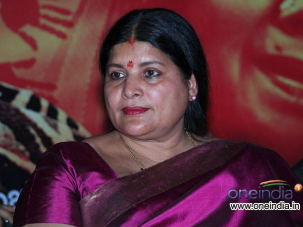 Actress Jayamala selected as district incharge minister of the Udupi