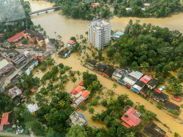 Kerala floods declared as a 'calamity of a severe nature' by Union Government